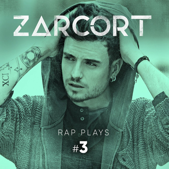Album cover for Rap Plays #3 by Zarcort