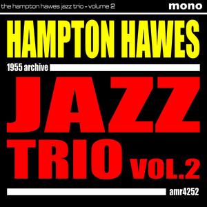 Hampton Hawes Trio, Red Mitchell, Chuck Thompson Yesterdays cover