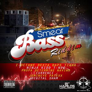 Smear Bass Riddim album