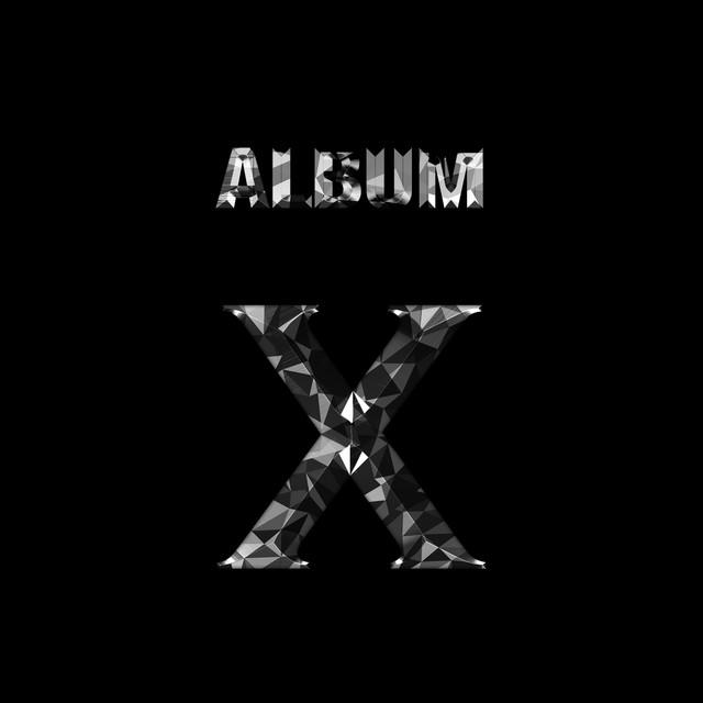 Album cover for ALBUM X by Afroist