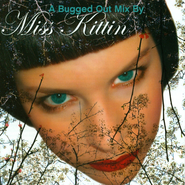 Miss Kittin A Bugged Out Mix album cover