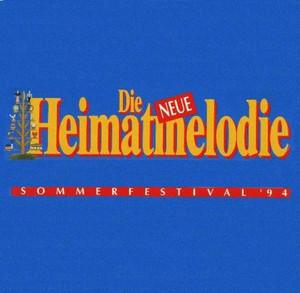 Heimatmelodie album