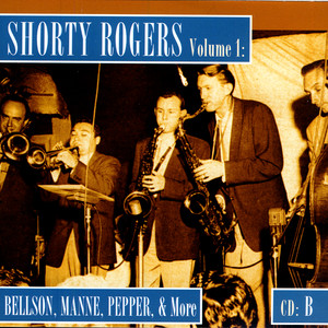 Shorty Rogers, Art Pepper Body and Soul cover