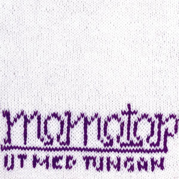 Skivomslag för Momotop: Ut Med Tungan