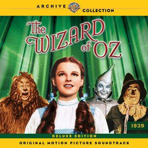 Judy Garland, The Munchkins Follow the Yellow Brick Road/You're Off to See the Wizard cover