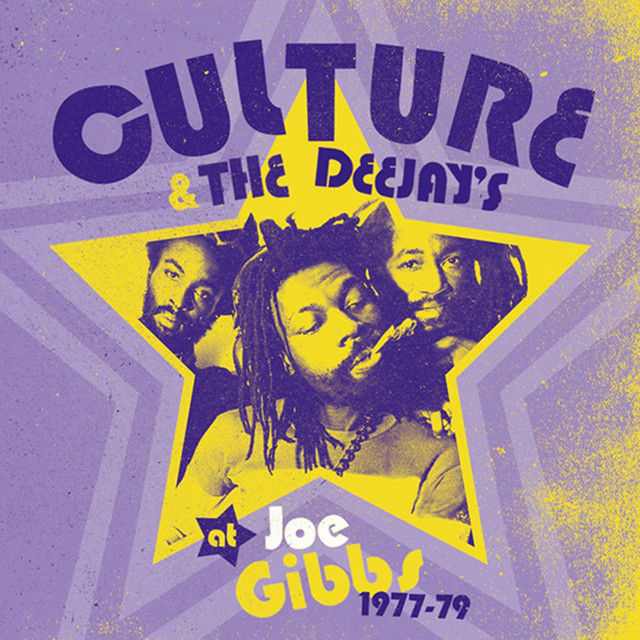Culture & The Deejay's at Joe Gibbs (1977-79)