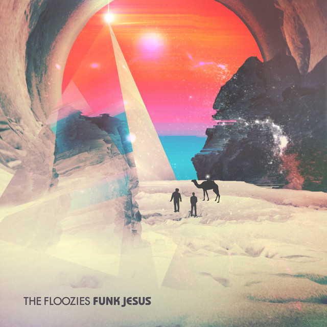 Album cover for Funk Jesus by The Floozies