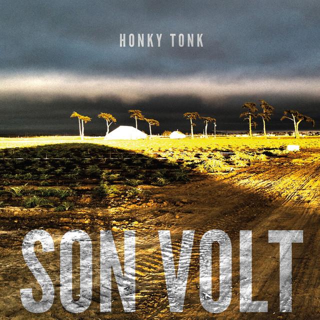Son Volt Honky Tonk album cover