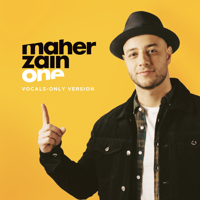 Album cover for One (Vocals Only Arabic Version) by Maher Zain