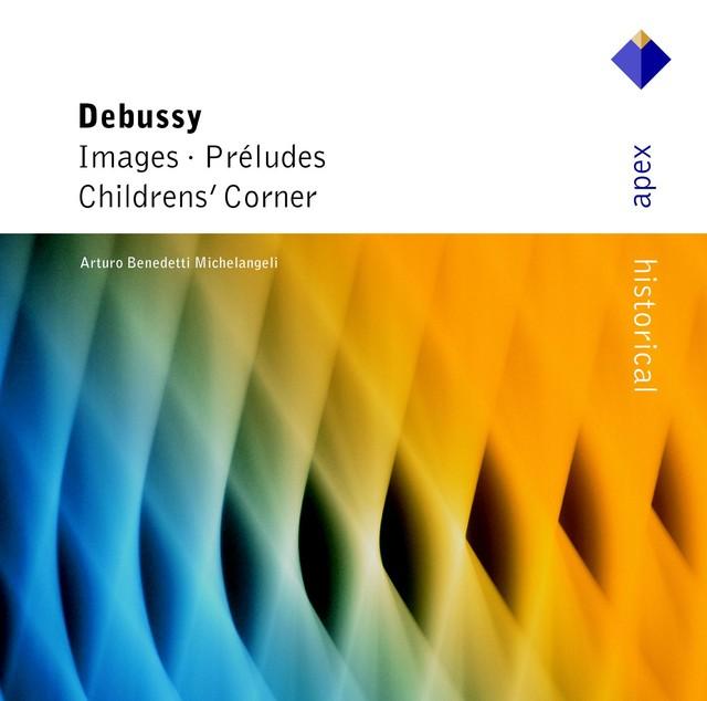 Images (Serie I & II) - 2 Preludi - Children's Corner Albumcover