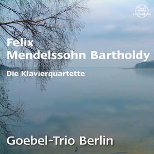 Mendelssohn: Die Klavierquartette album