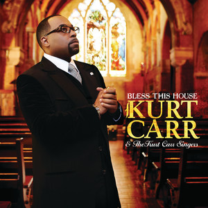 Kurt Carr Great God Great Praise cover