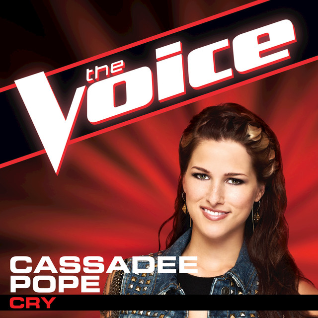 Cry (The Voice Performance)
