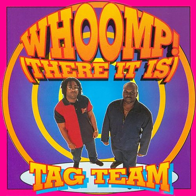 Whoomp! (There It Is) (93) album cover