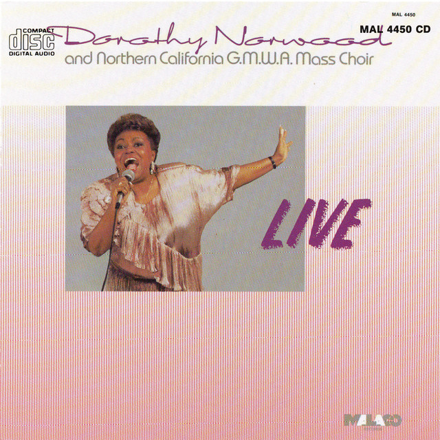 Dorothy Norwood: Live