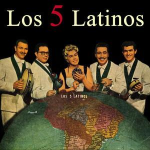 Vintage Music No. 48 - LP: Los Cinco Latinos album