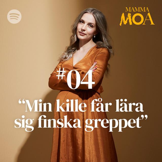 """""""Min kille får lära sig finska greppet"""""""