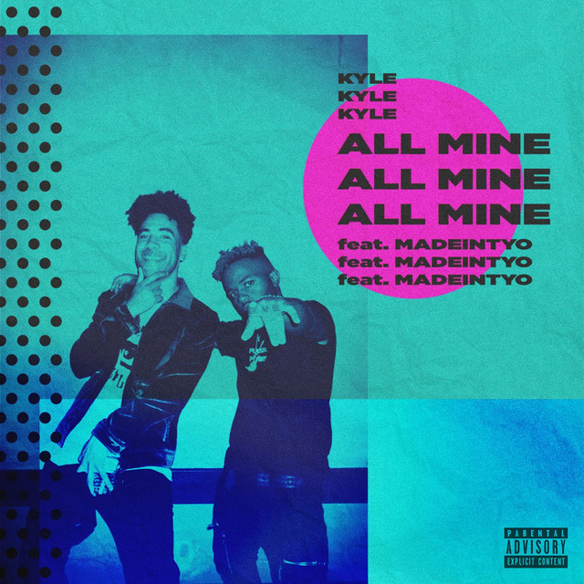 All Mine (feat. MadeinTYO)