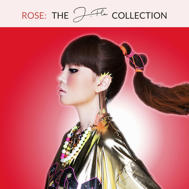 Album cover for Rose by J.Fla