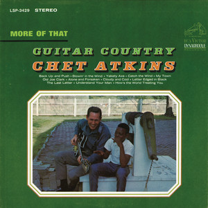 Chet Atkins Nine Pound Hammer cover
