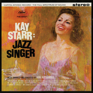 Kay Starr Happy Days and Lonely Nights cover