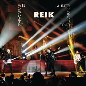 Reik En Vivo Auditorio Nacional Albumcover
