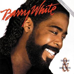 The Right Night & Barry White album
