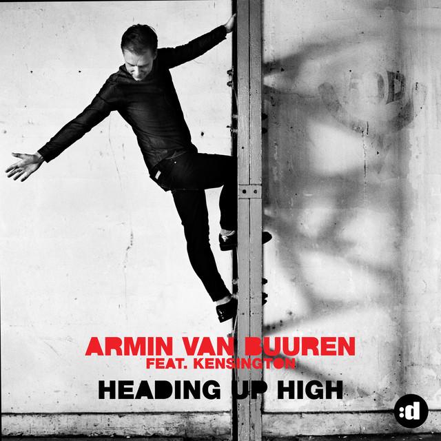 Album cover for Heading Up High by Armin van Buuren