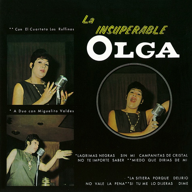 La Insuperable Olga