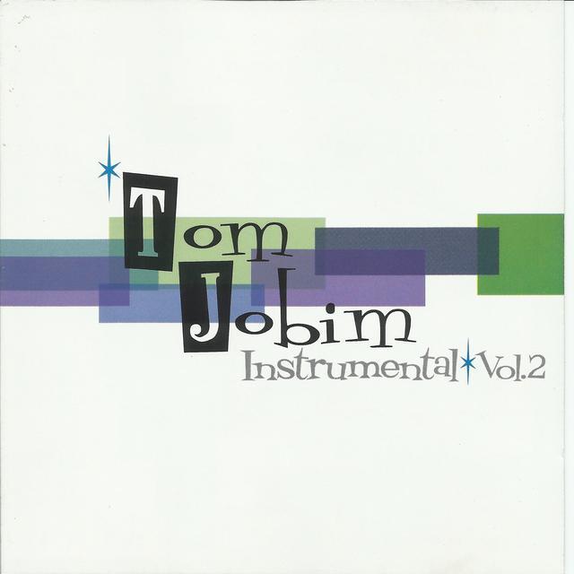 Antônio Carlos Jobim Instrumental Vol. 2 album cover
