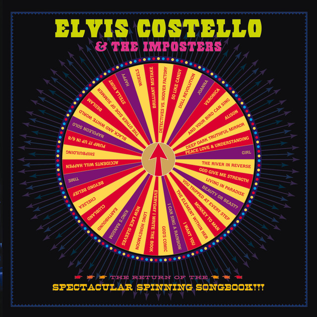 The Return Of The Spectacular Spinning Songbook by Elvis
