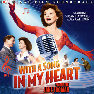 With a Song In My Heart (Original Motion Picture Soundtrack) album
