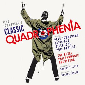 Pete Townshend's Classic Quadrophenia album