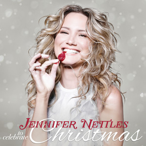 Jennifer Nettles Merry Christmas With Love cover