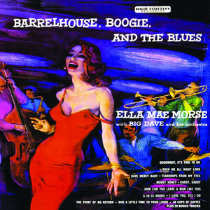 Ella Mae Morse, Big Dave & His Orchestra Goodnight Sweetheart cover