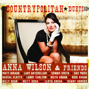 Anna Wilson, Connie Smith Just for What I Am cover