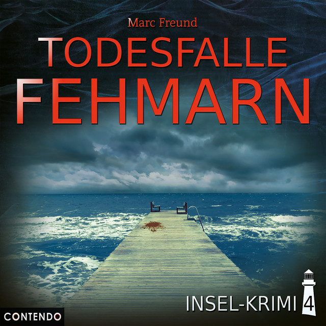 Insel-Krimi (Folge 4 - Todesfalle Fehmarn) Cover