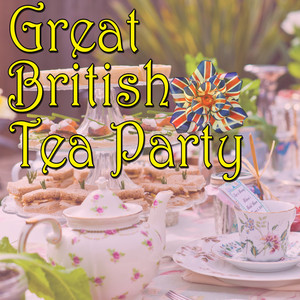 Great British Tea Party, Vol.2 Albumcover
