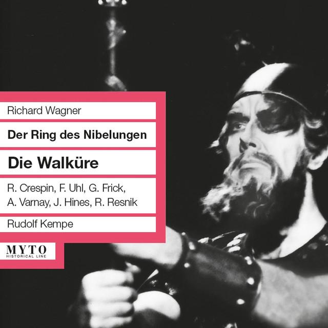 Die Walkure Wwv 86b Act Ii So Grusse Mir Walhall