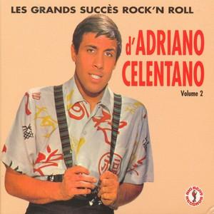 Les grands succès du rock'n roll d'Adriano Celentano, Vol. 2 Albumcover