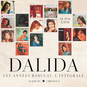 L'Intégrale Des Années Barclay Albümü