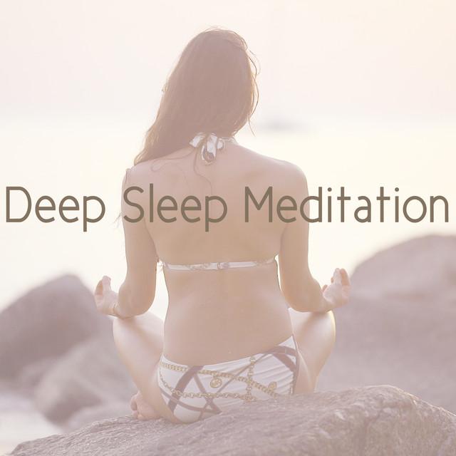 Deep Sleep Meditation Albumcover