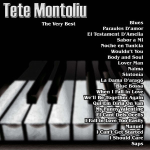 The Very Best: Tete Montoliu album