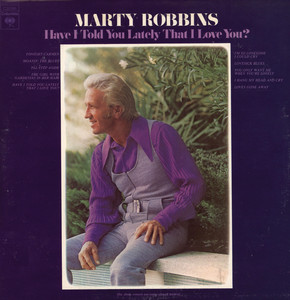Marty Robbins I'll Step Aside cover