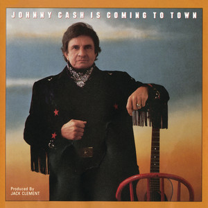 Johnny Cash Is Coming To Town Albumcover