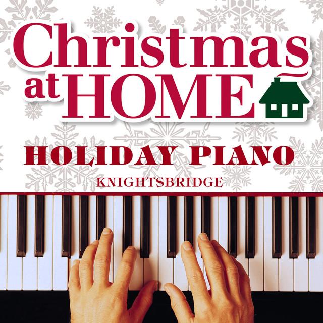 Christmas at Home: Holiday Piano Albumcover