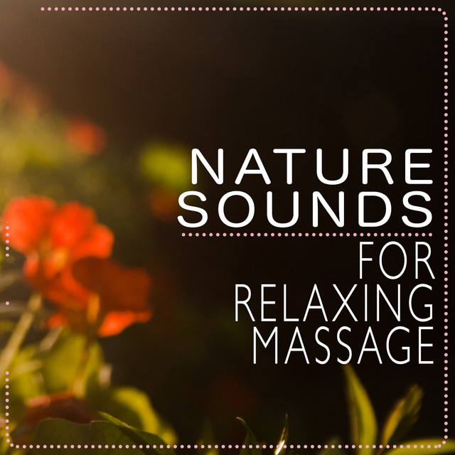 Nature Sounds for Relaxing Massage Albumcover