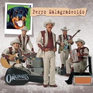 Perro Malagradecido Albumcover