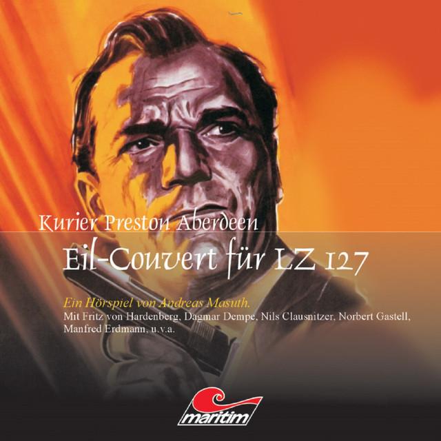 Folge 3: Eil-Couvert für LZ 127 Cover