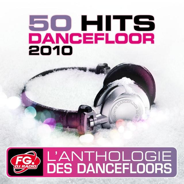 Various Artists 50 Hits Dancefloor 2010 album cover